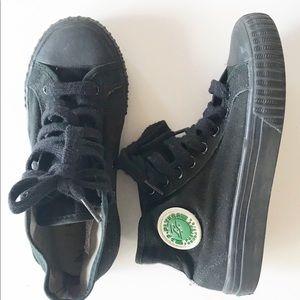 PF Flyers Black Sneakers